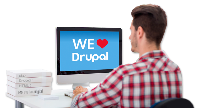 Expertos en Drupal