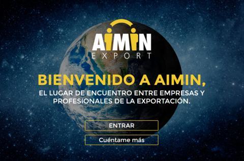 Aimin Export, plataforma d'exportació