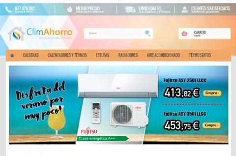 Web Climahorro