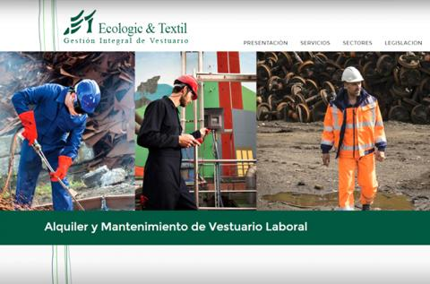 desarrollo web ecologic&Textil